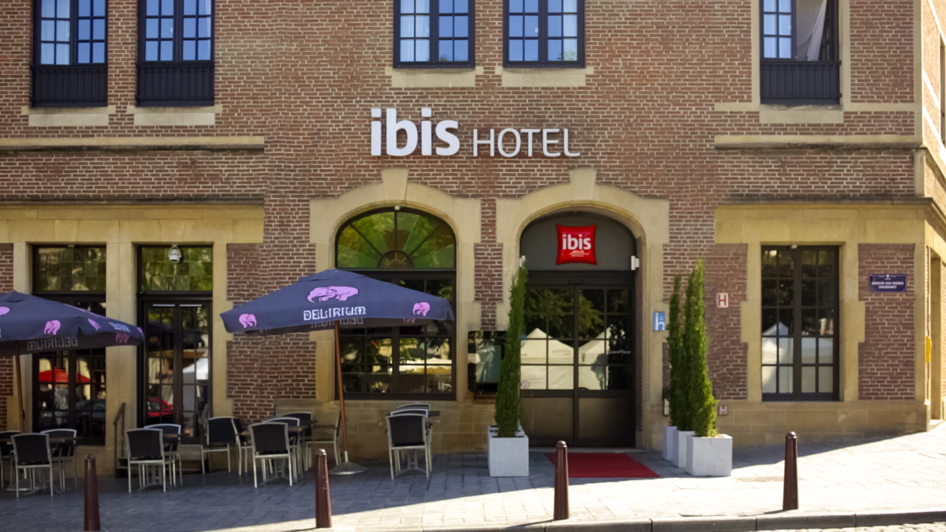 Hotel Ibis Brussel Grand Place