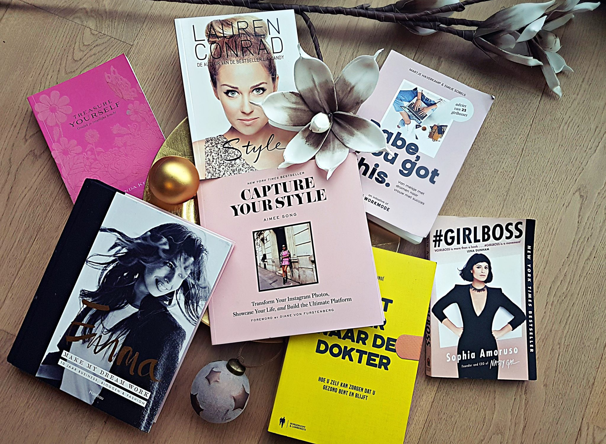 Mijn inspiration books