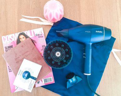 Babyliss Digital hair sensor haardroger