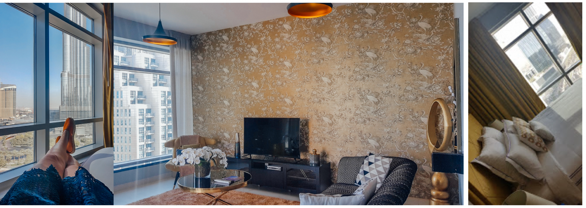 Dream inn dubai apartment interior